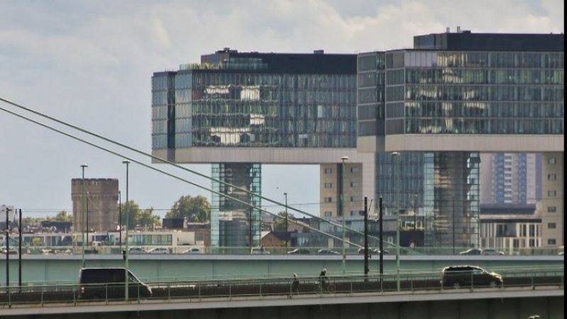 Rheinauhafen Tour - Group booking