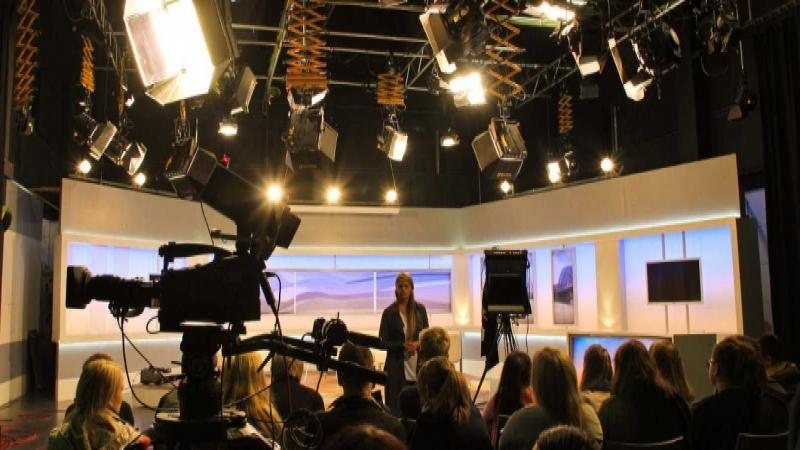 TV-Backstage - Gruppenbuchung
