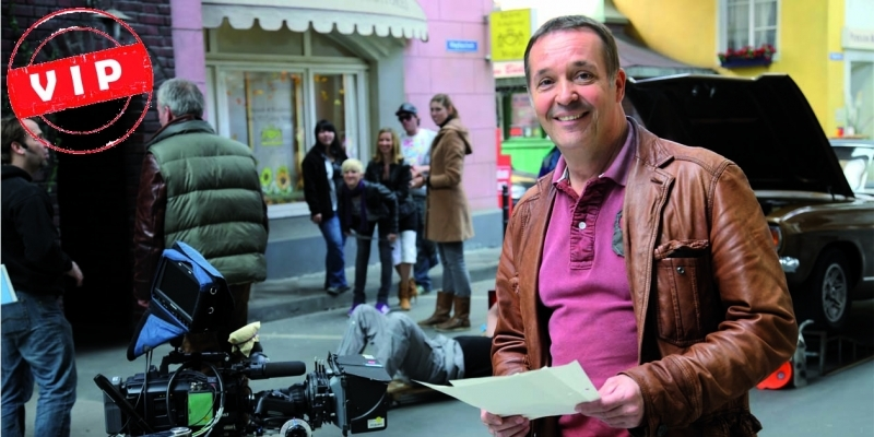 Gift voucher TV celebrity tour