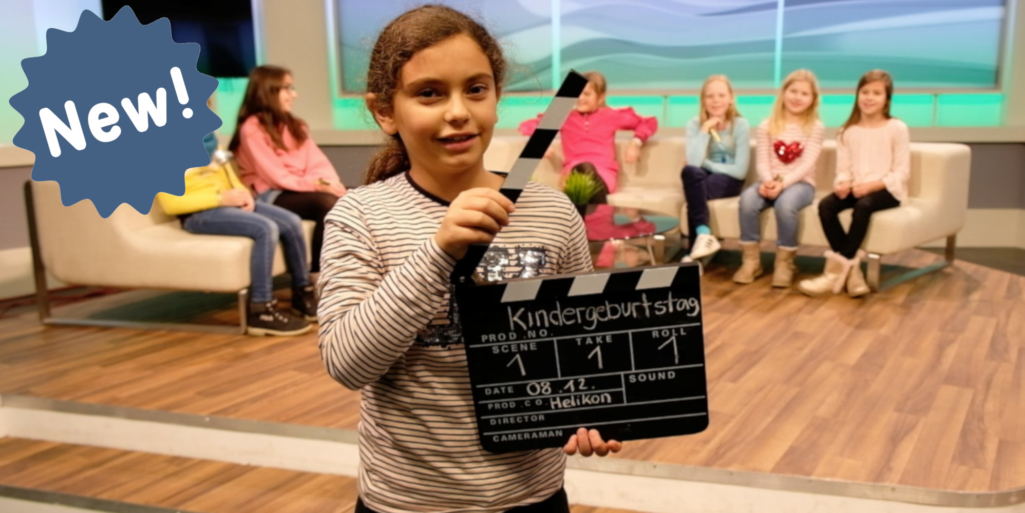 TV Birthdays for Children