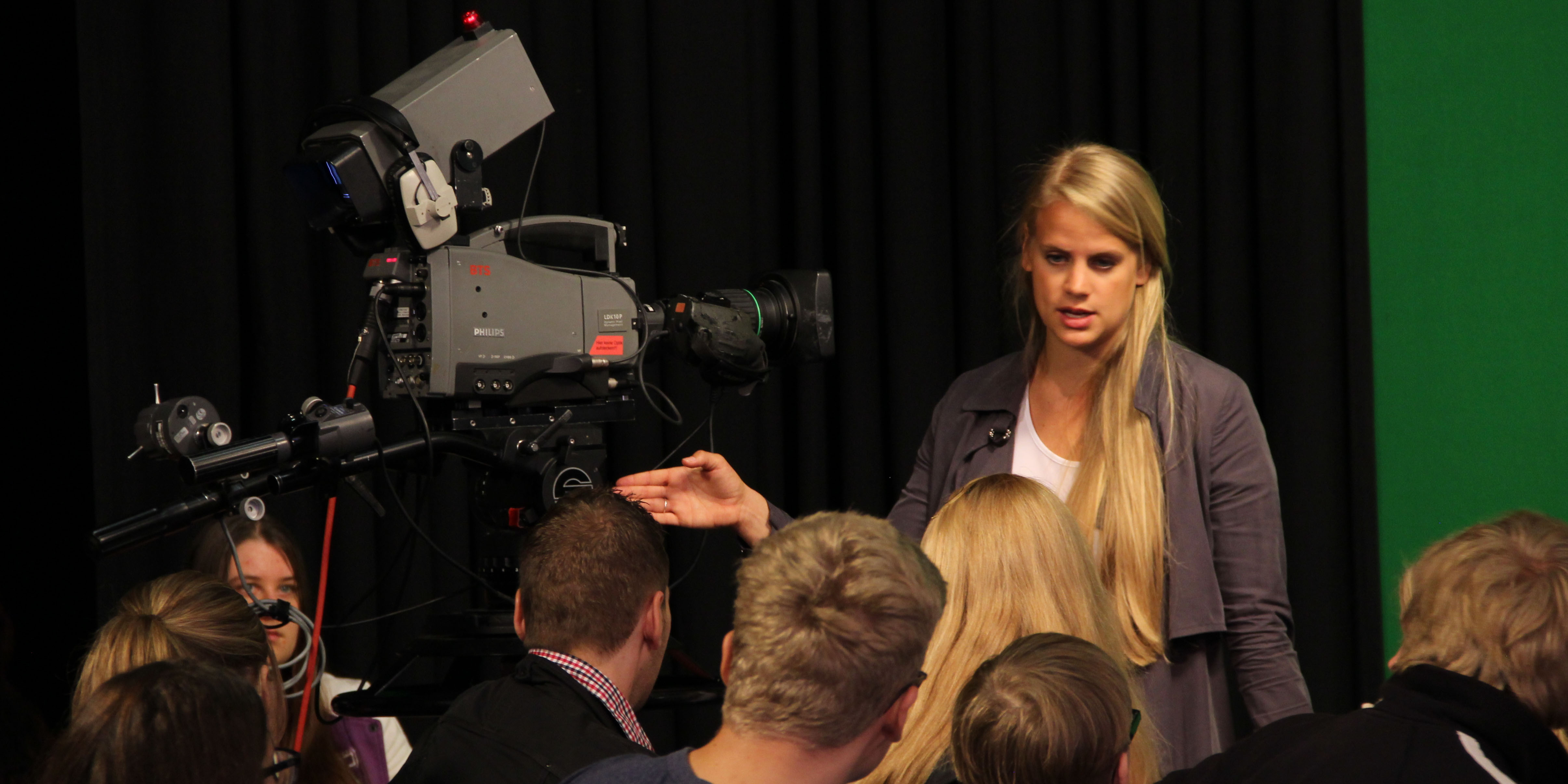 Specialist TV Studio Tour